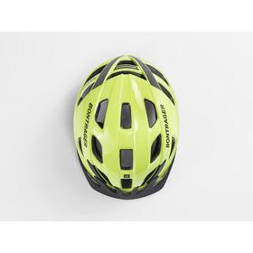 Bontrager Solstice Helmet radioactive yellow